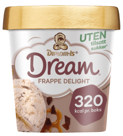Dream Frappe Delight 0,5L