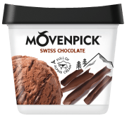Mövenpick Swiss Chocolate 0,9L