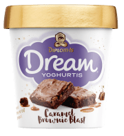 Dream Caramel & Brownie Blast 0,8L