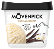 Mövenpick Vanilla Dream 0,9L